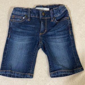 Joe's Jeans Ever Blue Alex Jean Bermuda Shorts sz5